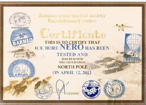 certyfikat nero